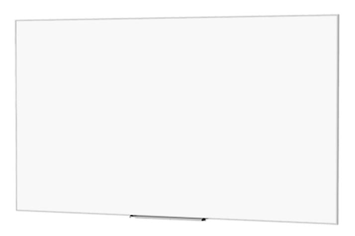 """94"""" HDTV IDEA Screen with Full Length Marker Tray"""