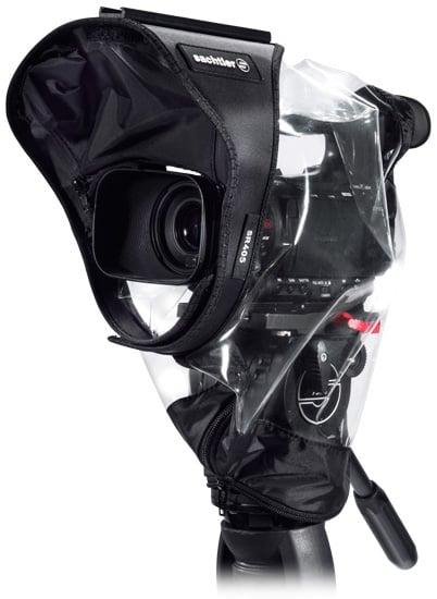 Transparent Raincover for Mini DV/HDV Video Cameras