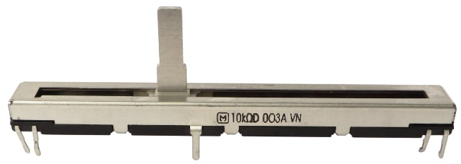 Mono Fader for Mackie Mixers