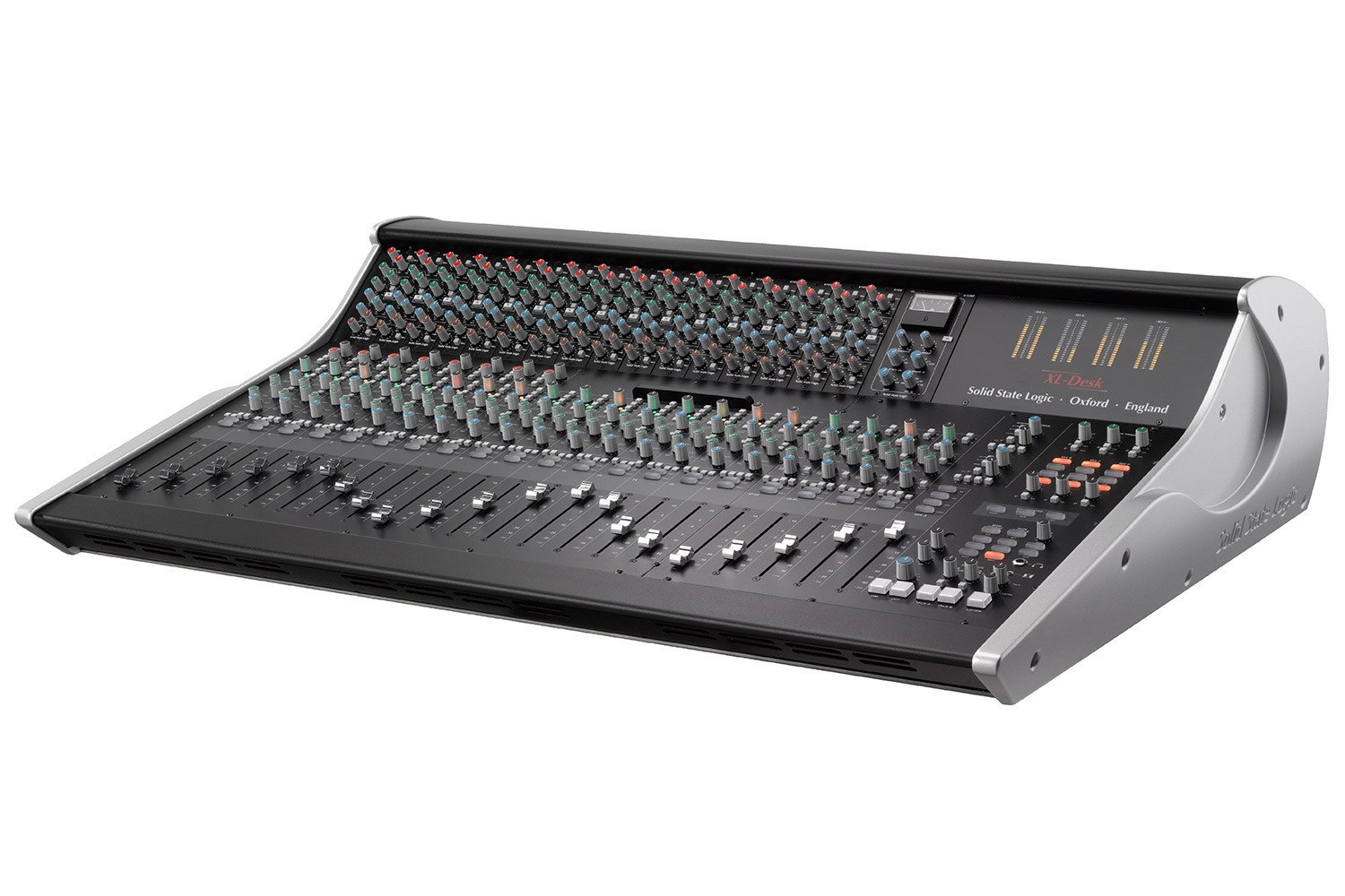 Super Analogue Mixer with Populated 500-Series Slots