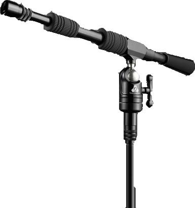 Single-Arm Miniature Microphone Boom