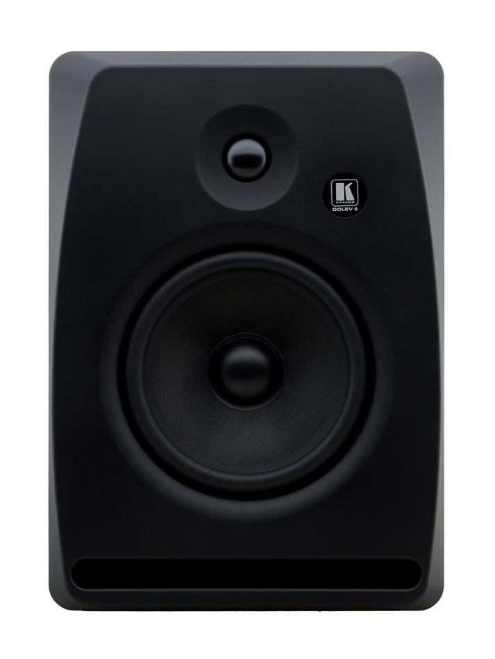 """6"""" 2-Way 75 Watt Bi-Amplified Active Studio Monitor"""