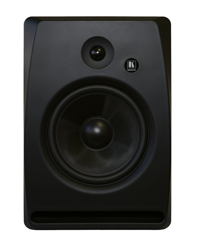 "8"" 2-Way 100 Watt Bi-Amplified Active Studio Monitor"