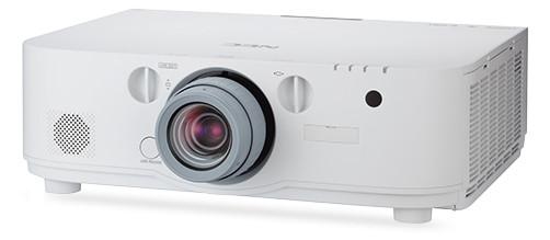 5200 Lumen Widescreen Advanced Professional WUXGA LCD Inatallation Projector