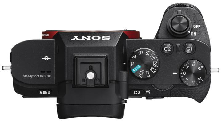 Sony a7 II DSLR Camera Body ILCE7M2/B