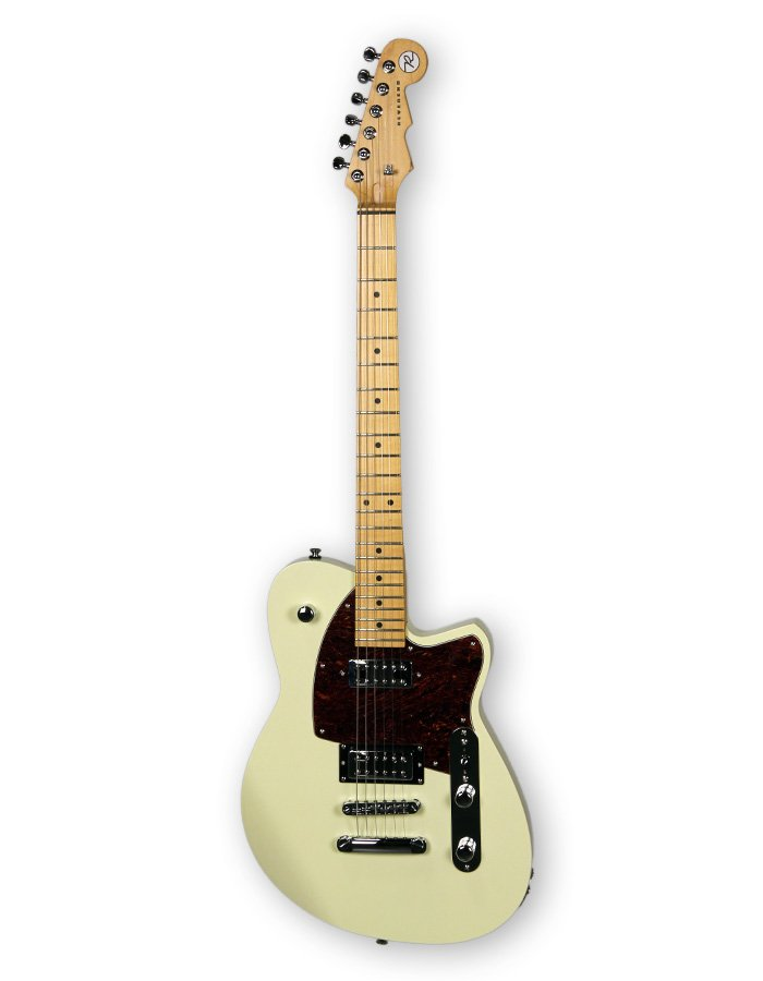 Reverend Guitars Flatroc Electric Guitar FROC
