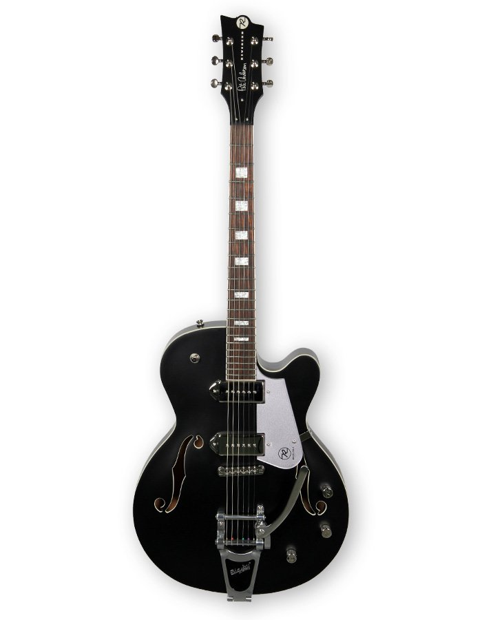Reverend Guitars Pete Anderson PA-1 Signature Hollowbody Electric Guitar PA1