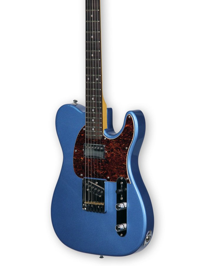 Lake Placid Blue Tribute Series Electric Guitar