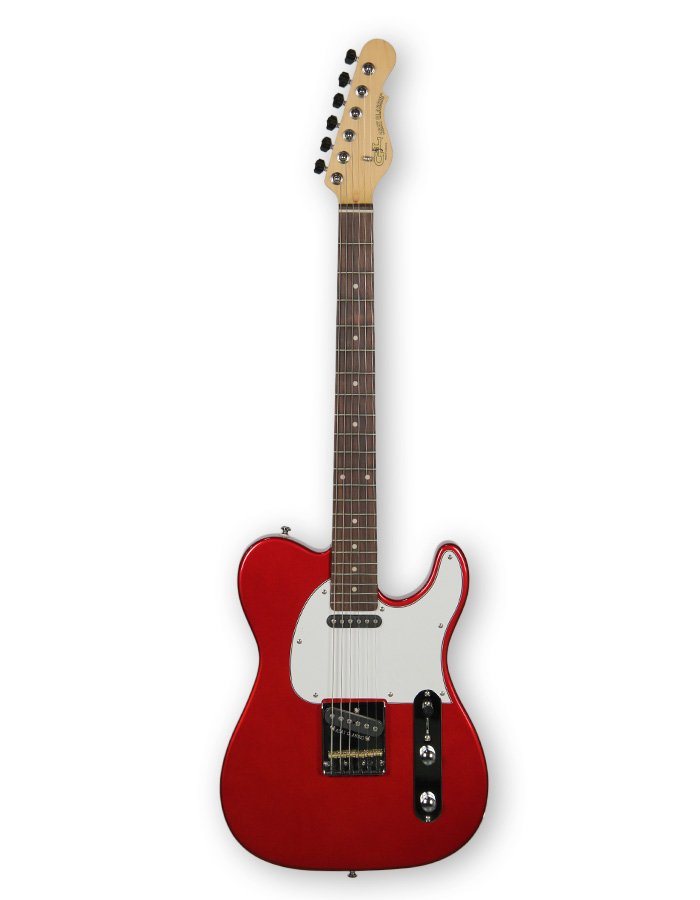 Candy Apple Red Tribute Series Electric Guitar
