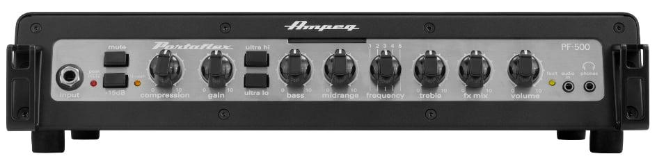 500W Portaflex Series Bass Amplifier Head