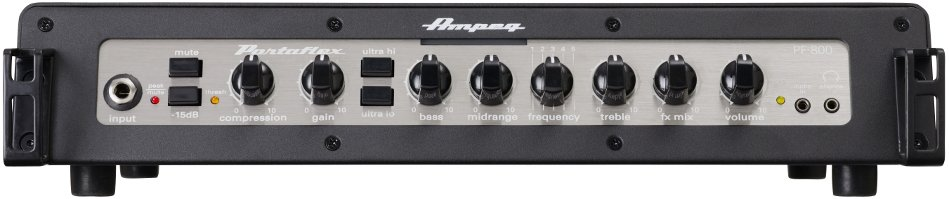 800W Portaflex Series Bass Amplifier Head