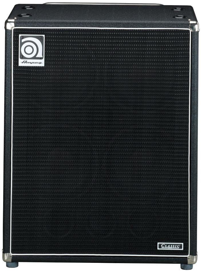 """Ampeg SVT-410HLF 500W 4x10"""" Ported Bass Speaker Cabinet with 1"""" Horn Driver SVT410HLF"""