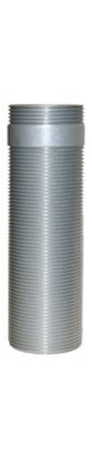 """Chief Manufacturing CMSZ006S  Fully Threaded Column 0-6"""" (0-152 mm) in Sliver CMSZ006S"""