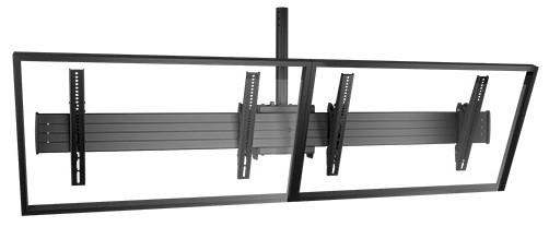 FUSION Large Ceiling Mounted 2 x 1 Menu Board