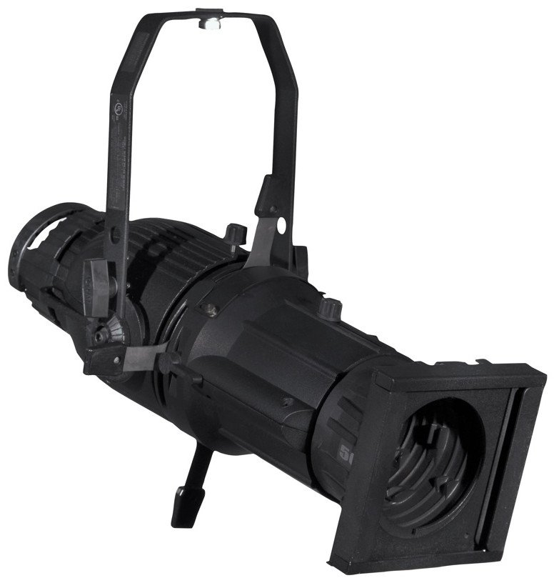Altman PHX-5-B 5° 750W Ellipsoidal Luminaire in Black Housing PHX-05-BK