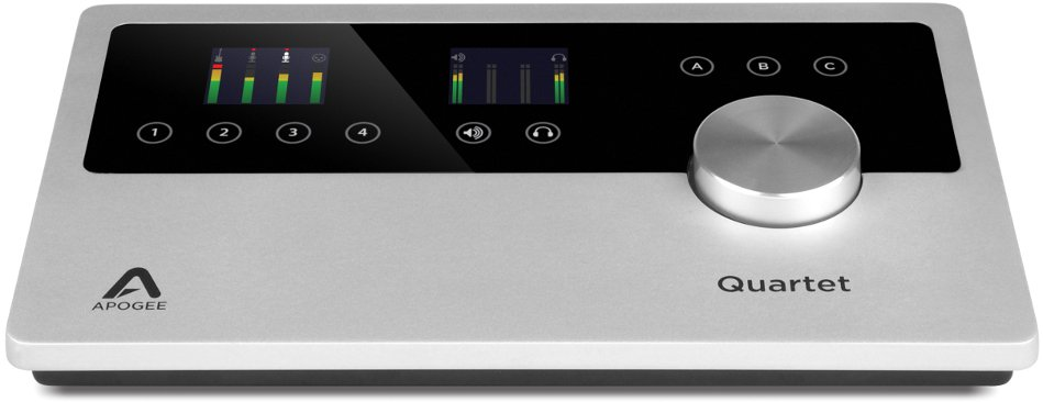 12x8 USB Audio/MIDI Interface for iPad & Mac