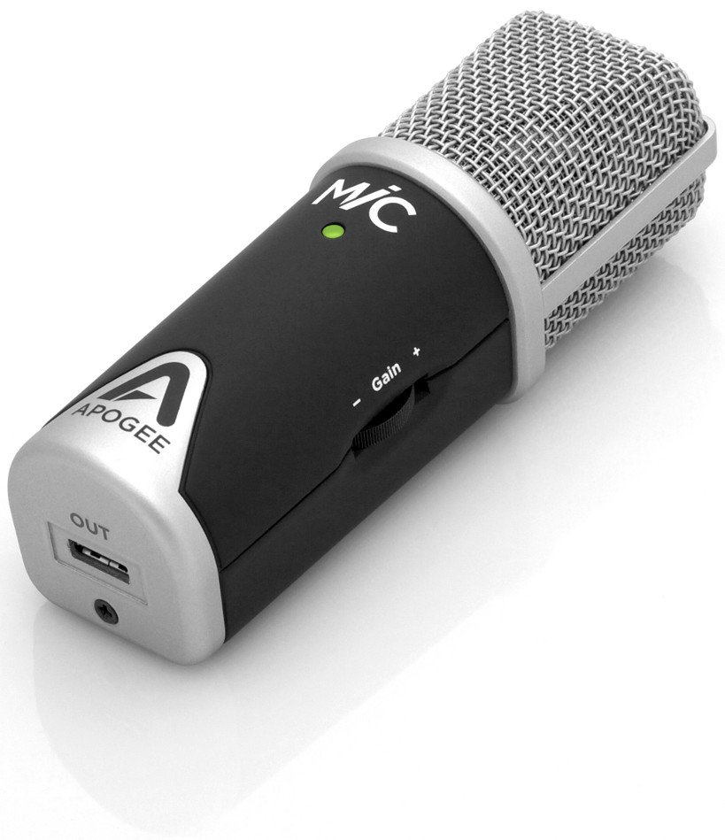 Apogee MiC 96k USB Microphone for iPad & Mac MIC-96K-LO