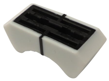 White Fader Knob for GL, ML and WZ Series
