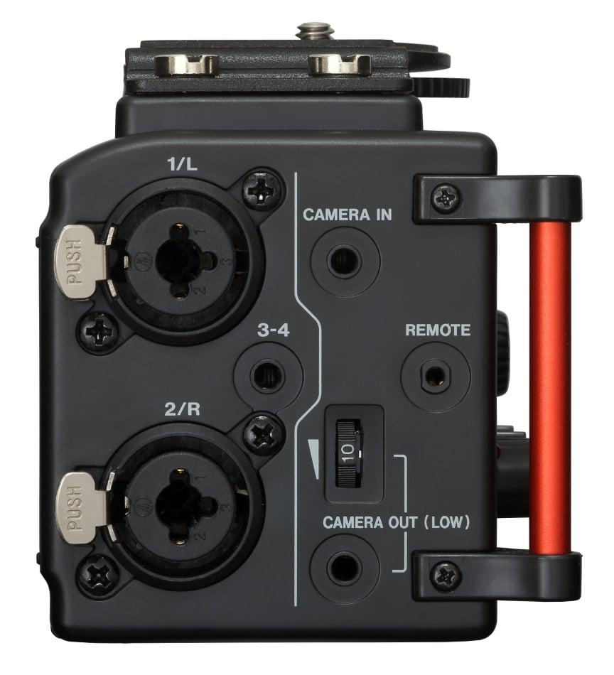 Portable Digital Audio Recorder for DSLR Filmmaking