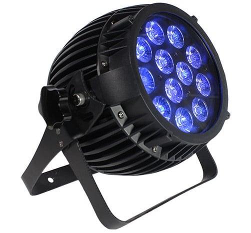 12x15W RGBAW+UV Par Beam Fixture
