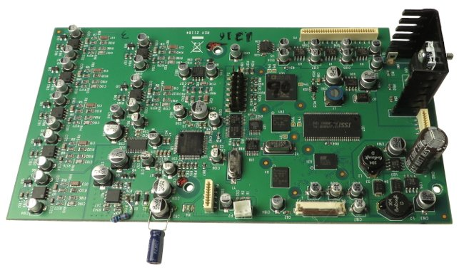 Effects PCB for S-32