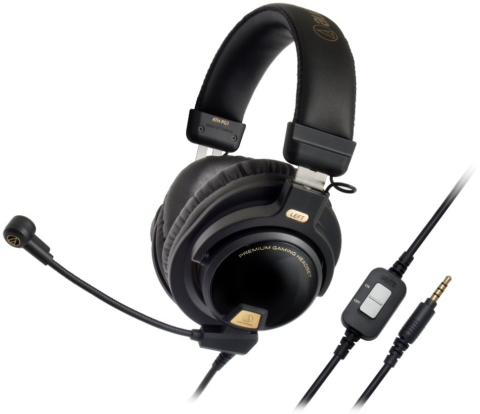 "Premium Gaming Headset with Flexible 6"" Boom Microphone"