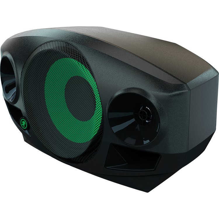 """All-In-One AC or Battery Powered Personal PA System w/ 8"""" Woofer, Bluetooth"""