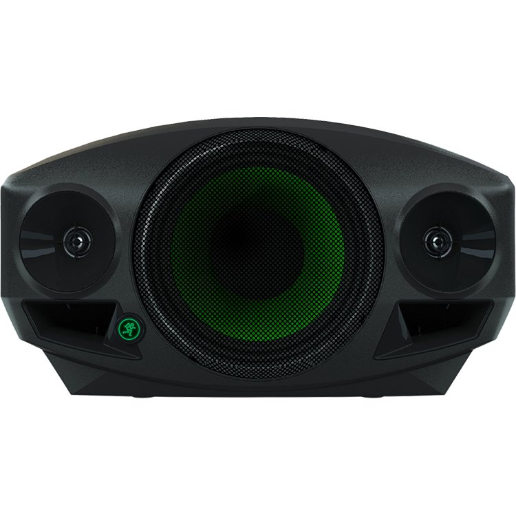 "All-In-One AC or Battery Powered Personal PA System w/ 8"" Woofer, Bluetooth"