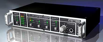 AD/DA Converter, 2 Channel, 192kHz/24 Bit