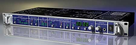 MADI/AES Format Converter, 8 Channel, with 72 x 74 Routing Matrix, 192kHz/24 Bit