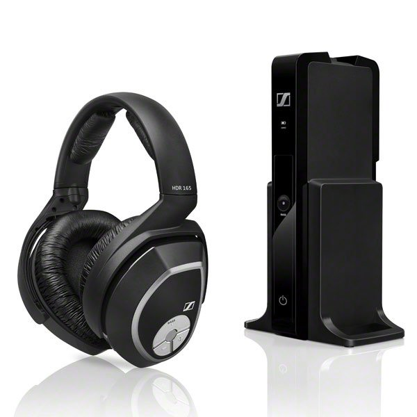 Wireless Stereo Headphone System