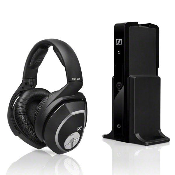Wireless Stereo Headphone System