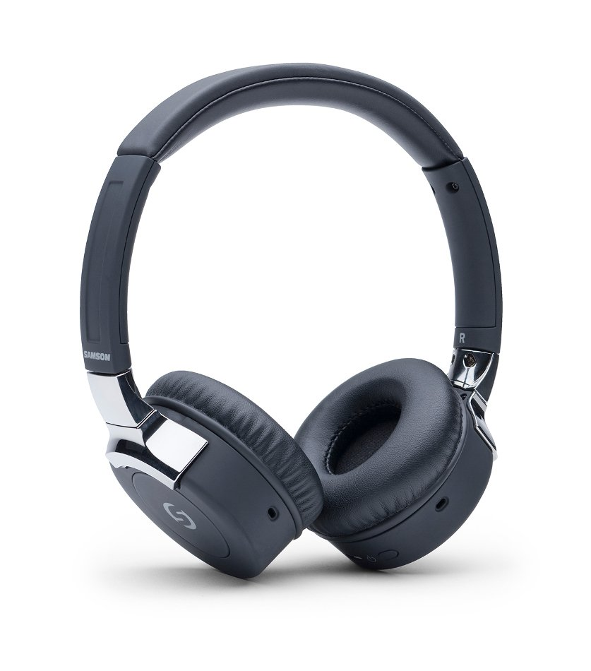 On-Ear Bluetooth Headphones with Rechargeable Battery