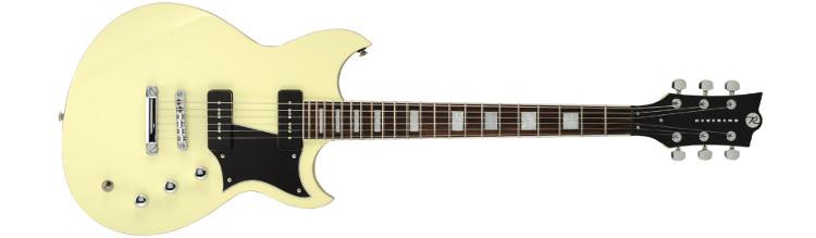 Italian Cream Electric Guitar