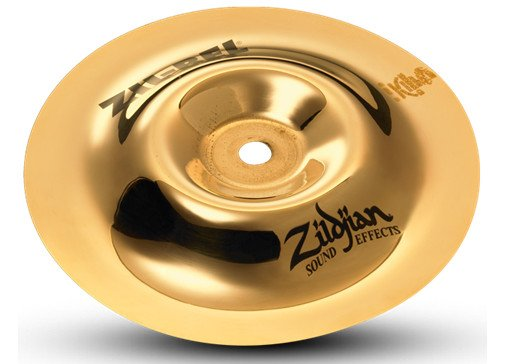 "7.5"" Volcano Cup Zil-Bel in Brilliant Finish"