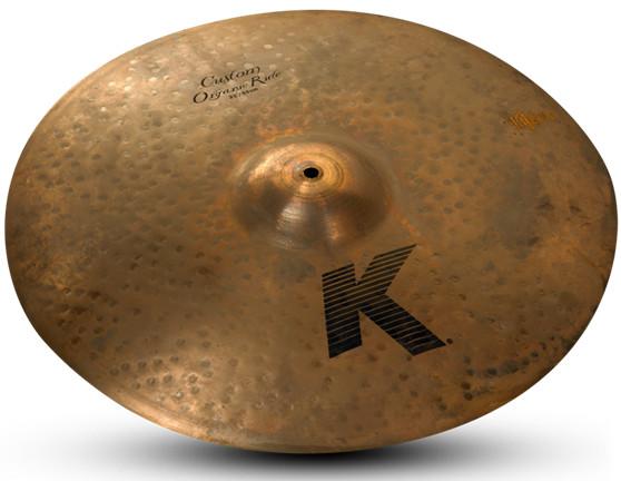 "21"" K Custom Organic Ride Cymbal"