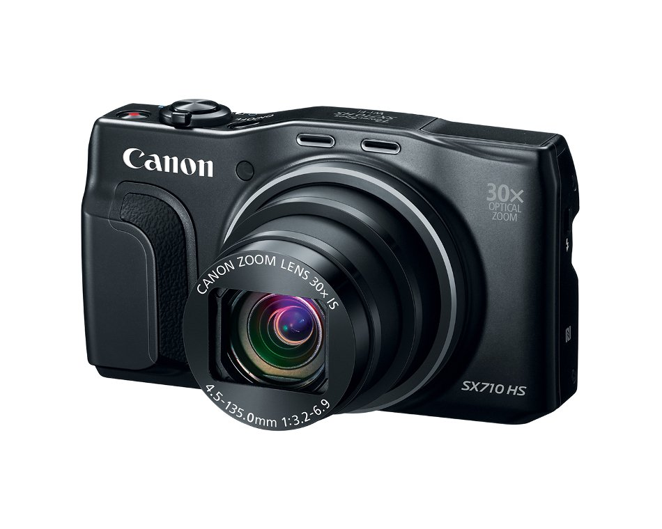 "20.3MP Digital Camera with 30x Optical Zoom, 60p Recording and 3"" LCD Screen"