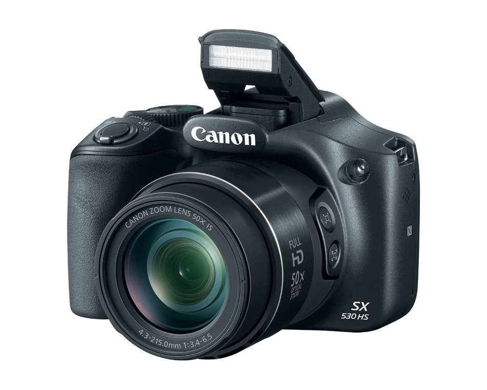 "16.0MP Digital Camera with 50x Optical Zoom, Wi-Fi and 3"" LCD Screen"
