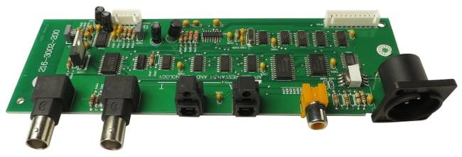 Digital PCB for DMPA