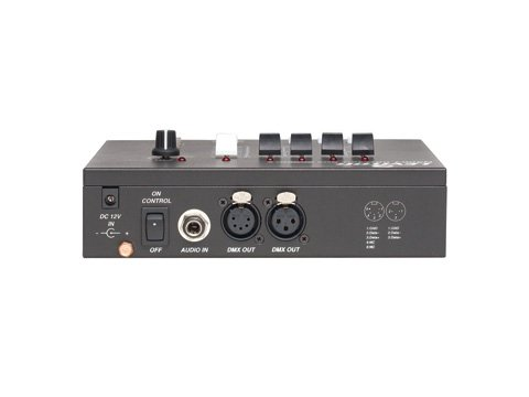 3000 Series 4-Channel DMX Controller