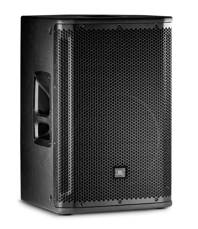 """12"""" 2-Way Powered Speaker with 2000W Peak Crown Amplifier"""