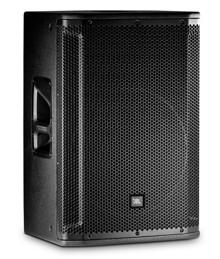 "15"" 2-Way Powered Speaker with 2000W Peak Crown Amplifier"