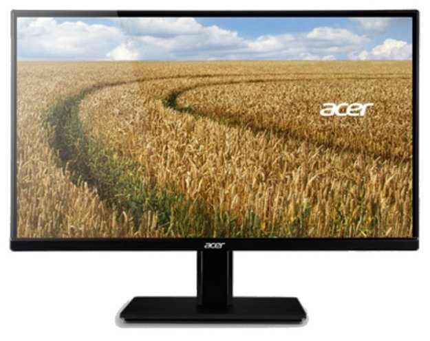 "23"" Full HD H6 Series LED Monitor"