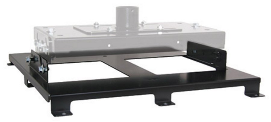 Custom VCM Interface Bracket in Black