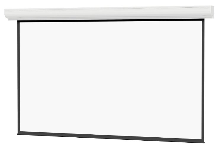 """164"""" 16:10 Contour Electrol Screen with Matte White Surface"""