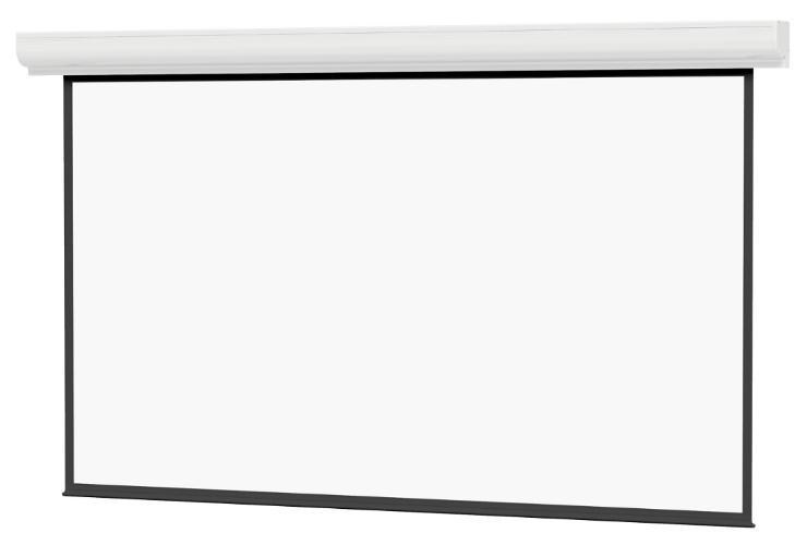 "Da-Lite 37578L 164"" 16:10 Contour Electrol Screen with Matte White Surface 37578L"