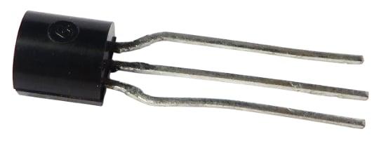 Transistor for AVR-172