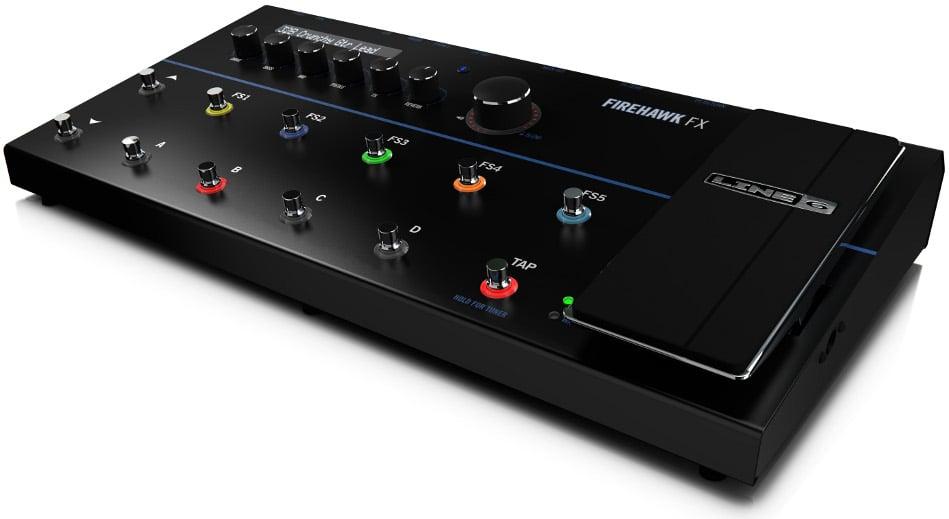 Line 6 FIREHAWK-FX Multi-Effects Floor Processor | Full
