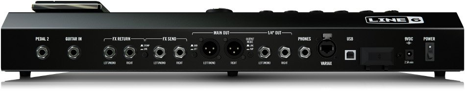 Line 6 Firehawk FX Multi Effects Processor with Firehawk Remote iOS / Android App FIREHAWK-FX