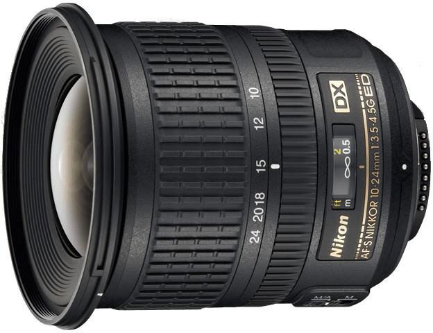 Nikon 2181 AF-S DX NIKKOR 10-24mm f/3.5-4.5G ED Zoom Lens 2181